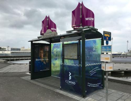 В Исландии появились штормовые остановки с отоплением